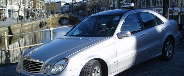Taxicentrale E-Tax Leeuwarden